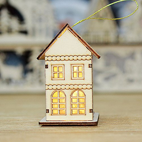 Pendant Creative Christmas Graffiti as Christmas Decoration Scene Collocation ()
