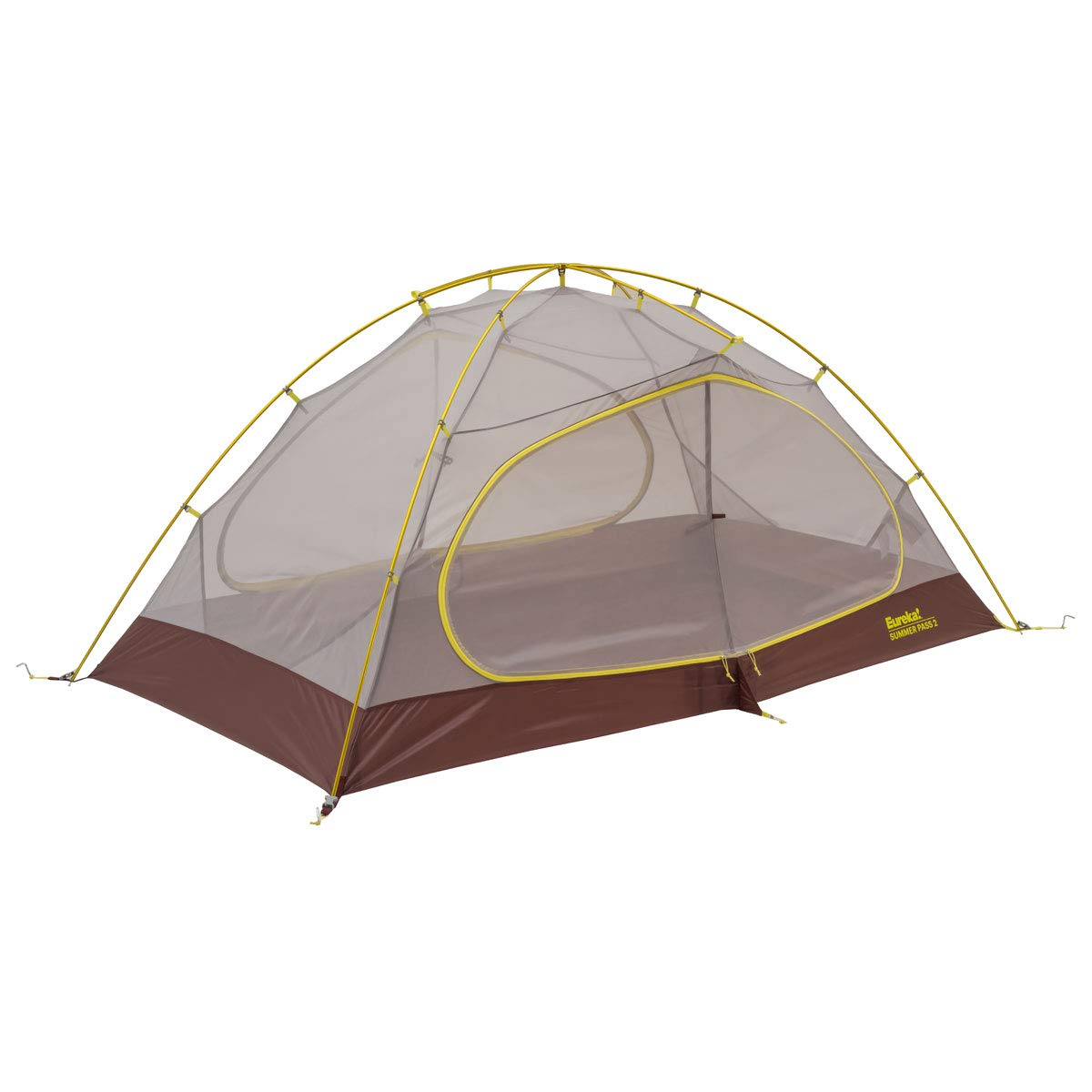 Eureka! Summer Pass 2 Two-Person, Three-Season Backpacking Tent