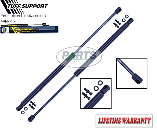 2 Pieces (SET) Liftgate Lift Supports 1986 To 1990 Nissan Pathfinder 2-Door /1991 To 1995 Nissan Pathfinder 4-Door
