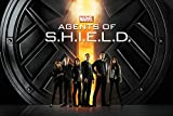 POP Home Store Wall New Marvel Agents Of Shield Tv Show Series Home Deco Poster Art Print Decor 20X30 Inch