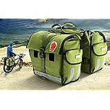 Waterproof Multi Function Bicycle Rear Seat Bag Bike Pannier Cycling Saddle Bag Bike Travel Large Bag