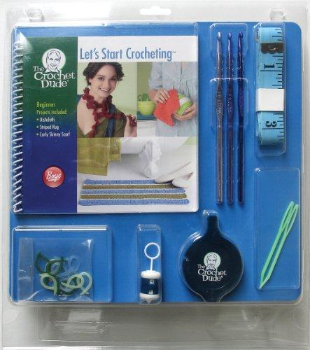 Simplicity Creative Group, Inc Boye Crochet Dude Beginner's Kit by Simplicity Creative Group, Inc