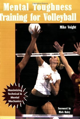 Mental Toughness/Volleyball by Mike Voight (2005-09-04)