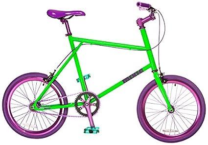 Amazon com : MIXIE Crisscross Joker Gear Bike, 17-Inch/One