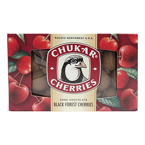 Chocolate Covered Dried Cherries - 8