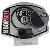 Spalding Over the Door Mini Basketball Hoop - Brooklyn Nets