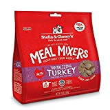 Stella & Chewy's Freeze-dried Raw Tantalizing Turkey Meal Mixers Grain-Free Dog Food Topper, 18 oz bag
