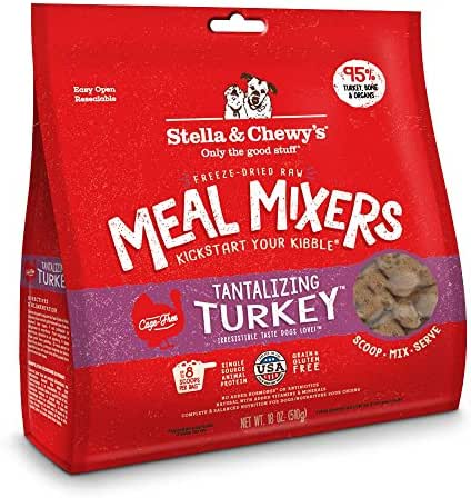 Dog Food: Stella & Chewy's Meal Mixers