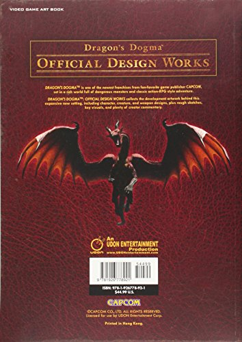 Image of Dragon's Dogma: Official Design Works
