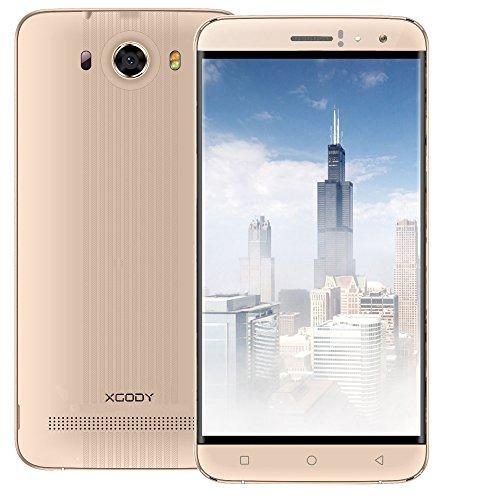 Xgody Y15 6 Inch Android 5.1 Unlocked Smartphone MT6580M