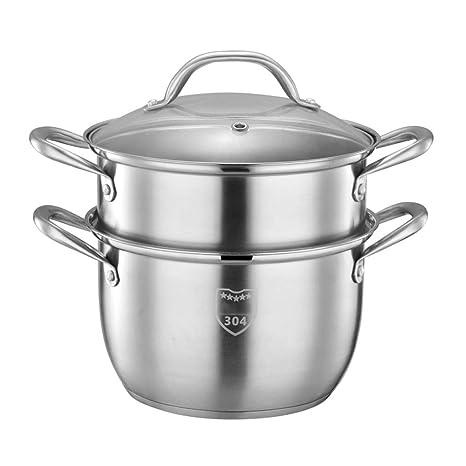 Mejore la olla de acero inoxidable Cacerola | Utensilios de ...