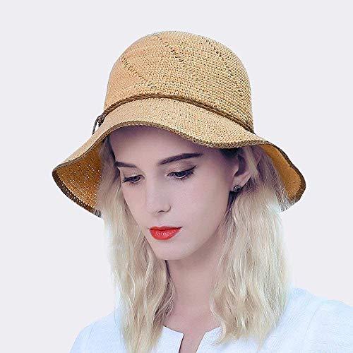 Protettivo Days Cappelli Fashion Summer Per Beige Donna Cappellino Hx Estivo vIRq0141