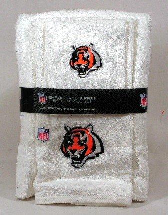 Bengals Bath Towels Cincinnati Bengals Bath Towel