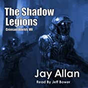 The Shadow Legions: Crimson Worlds, Book 7 | Jay Allan