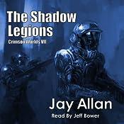 The Shadow Legions: Crimson Worlds, Book 7 | Jay Allan