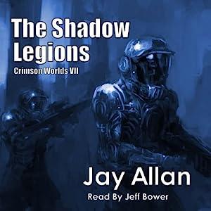 The Shadow Legions Hörbuch