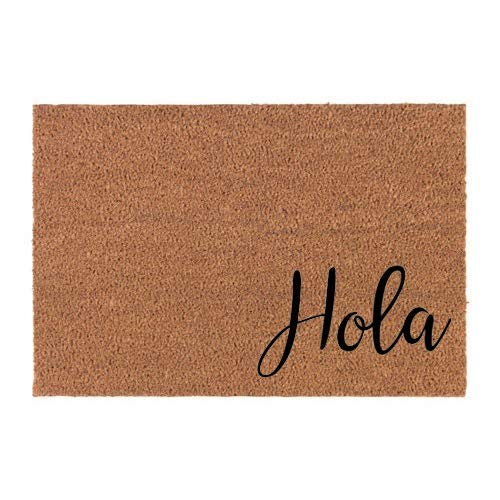 Hola doormat | Doormat | Cute Doormat | area rug for entrance | Door mat by -