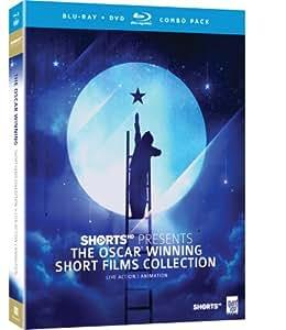 Shorts International Presents: Oscar Winning Short Films [Blu-ray DVD Combo]