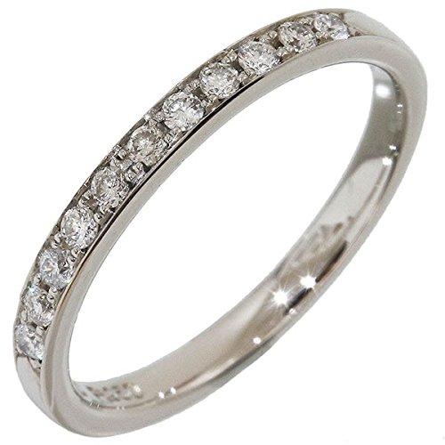 (ヨンドシー)4℃ ダイヤモンド プラチナ バンド リング 6号 pt950 箱 中古 B07BGSFRF3