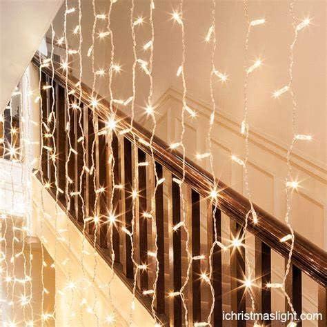 IMAGE Guirlandes Lumineuses 600LEDs 6M*3M Imperm/éable Rideau Lumineux No/ël Rideau Guirlandes Blanc Chaud /à 8 Modes Magnifique pour D/écoration Chambre Mariage Anniversaire Balcon