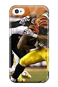Fashionable ZePyeLg2633HOZqh Iphone 4/4s Case Cover For Pittsburgteelers Engals Protective Case