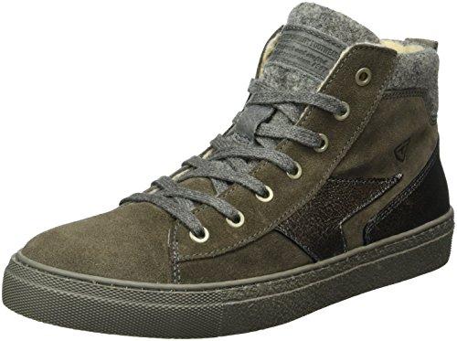 283 Tamaris Femme Gris Comb 262 graphite Sneakers Hautes F0xwvqSg