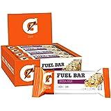 Gatorade Prime Fuel Bar, Oatmeal Raisin, 45g of carbs, 5g of protein per bar (12 Count)