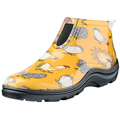 Sloggers Women's Waterproof Rain and Garden Ankle Boots