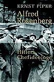 Alfred Rosenberg, Hitlers Chefideologe