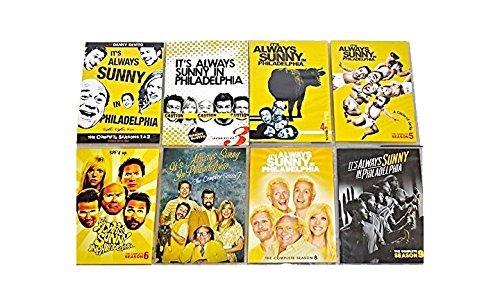 It's Always Sunny in Philadelphia Complete Seasons 1-9 by