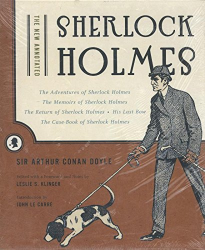Download The New Annotated Sherlock Holmes: The Complete Short Stories (2 Vol. Set) PDF