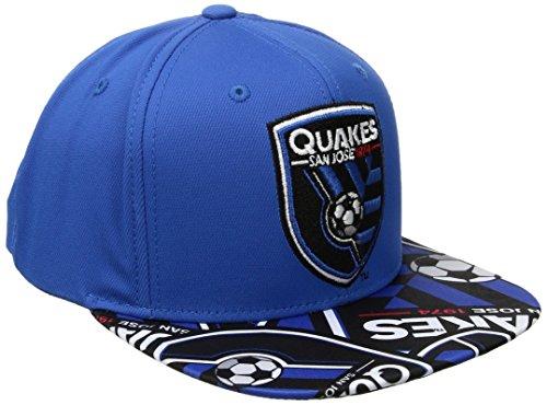 MLS SP17 Fan Wear Script Logo Flat Brim Snapback – Sports Center Store