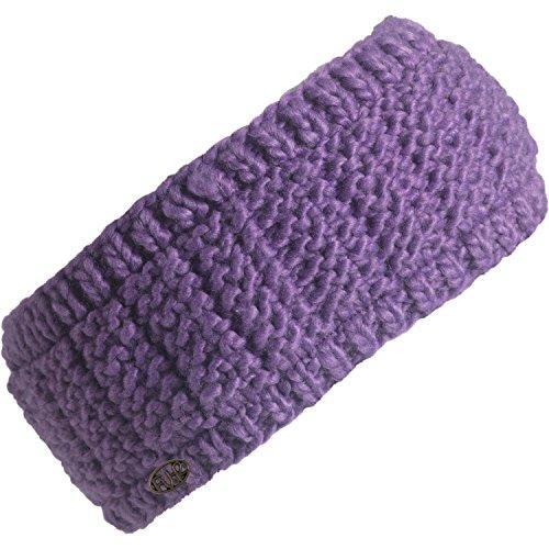 Turtle Fur Shay Womens Wide Hand Knit Headband Fully Lined w/Fleece