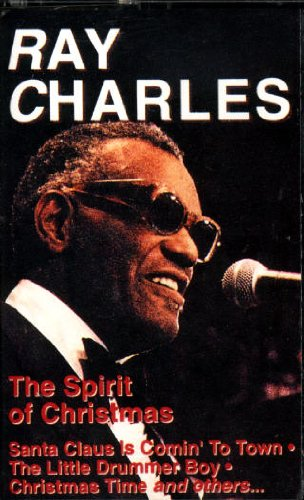 Ray Charles: The Spirit Of Christmas (8 Tracks) (SMSP) [AUDIO CASSETTE] [DOLBY] ()