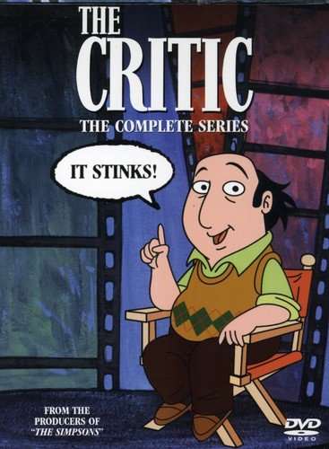 The Critic - The Complete Series (Best 90s Nick Tv Shows)