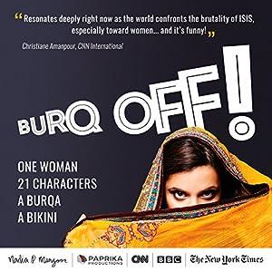 Burq off! Audiobook