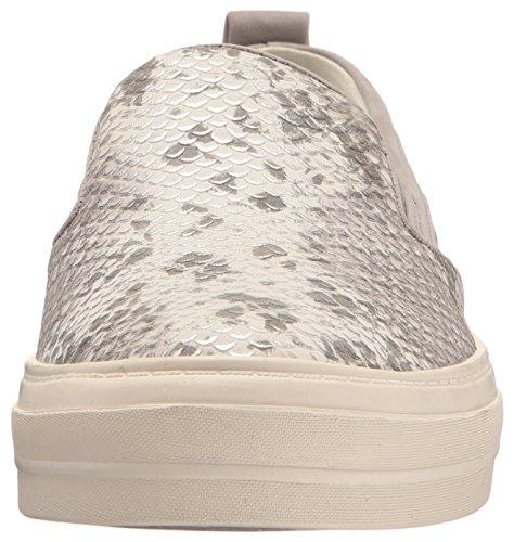Nove Donne Occidentali Olsen Moda Brevetto Sneaker Grigio / Multi