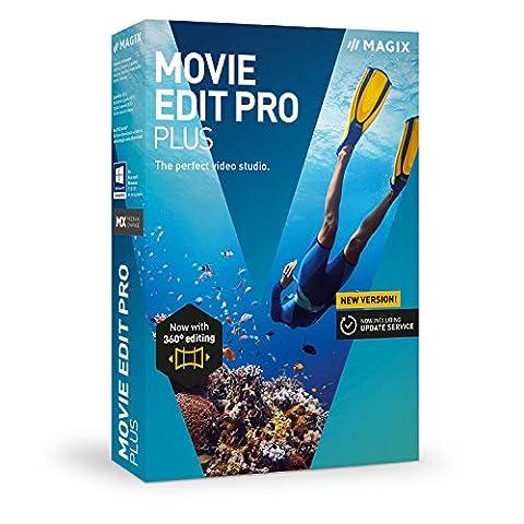 MAGIX Movie Edit Pro 2017 Plus (Magix Studio Software)