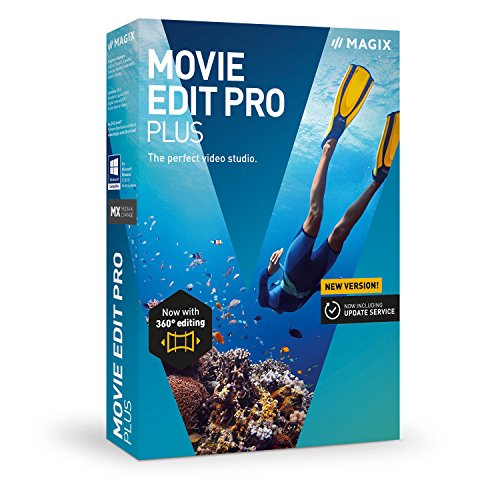 MAGIX Movie Edit Pro 2017 Plus by MAGIX