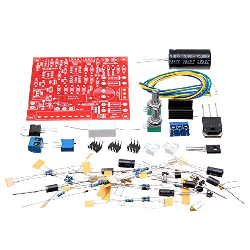 (REES52 Original Hiland 0-30V 2mA - 3A Adjustable DC Regulated Power Supply Module DIY Kit)