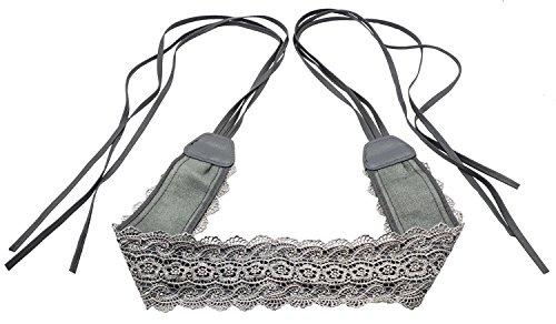 Lovful Women's Bowknot Lace Self Tie Wrap Around Obi Waist Band Cinch Wide Boho -