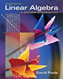 img - for Linear Algebra: A Modern Introduction (with CD-ROM) (Available Titles CengageNOW) book / textbook / text book