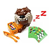 Balai Funny Parent-Child Interactive Games Beware of the dog Do not wake the dog toy
