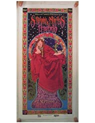 Stevie Nicks & And Friends Offset Poster bob Masse Of Fleetwood Mac