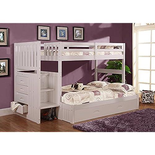 bunk bed stairs. Black Bedroom Furniture Sets. Home Design Ideas