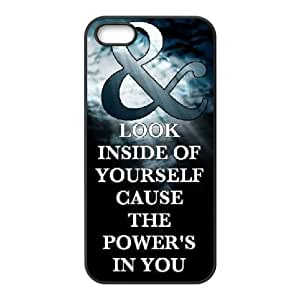 Of mice & Men iPhone 4 4s Cell Phone Case Black xlb-092034