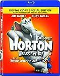 Dr. Seuss' Horton Hears a Who! [Blu-ray]