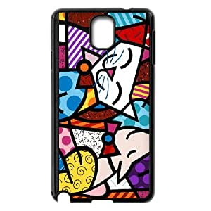 Samsung Galaxy Note3 N9000 Csaes phone Case romero britto love AI91223