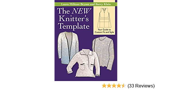 The New Knitters Template Your Guide To Custom Fit And Style