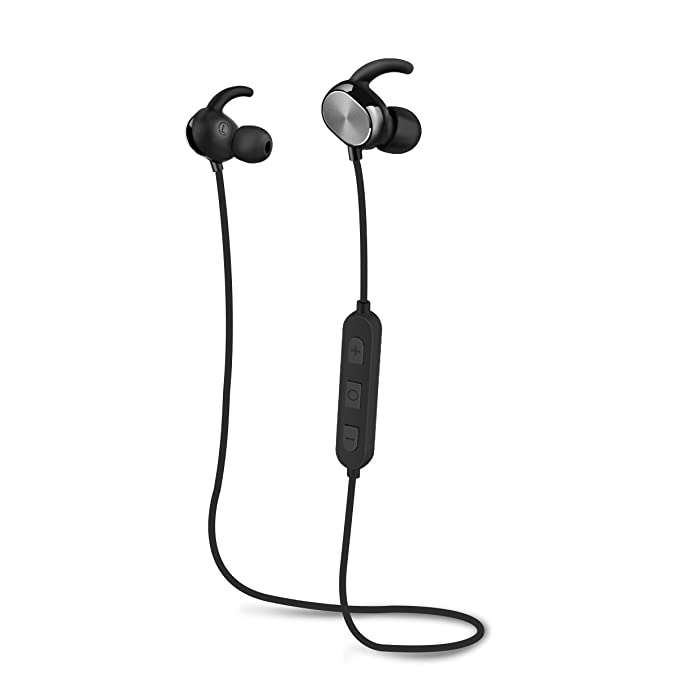 Cuffie bluetooth v4.1 Hurrise Best wireless auricolari sportivi auricolari  stereo sound Clarity Fit Headset d2383cea36d9